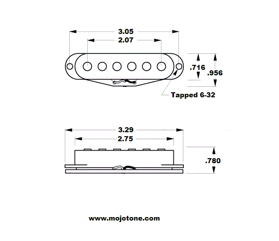 Leer Truck Cap Wiring Diagram Prewired Pickguard Mojotone 58 Quiet Coil Strata