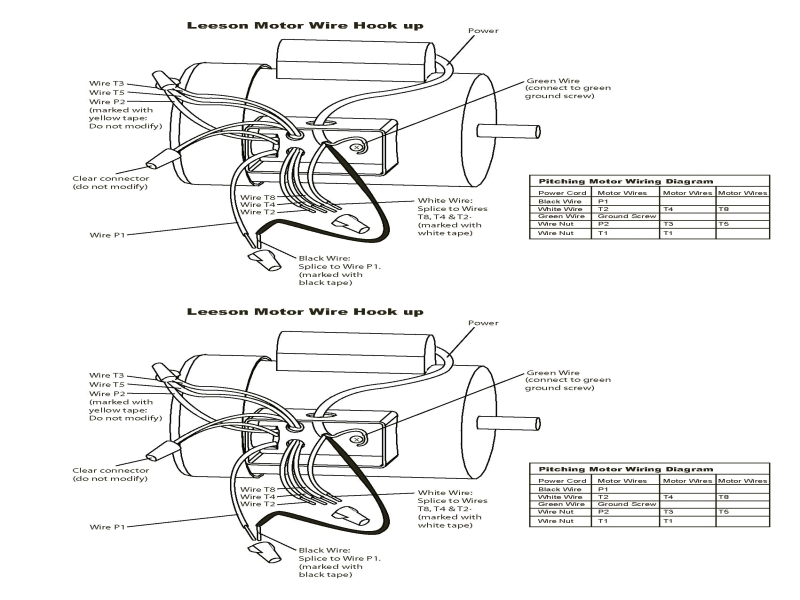 Leeson Motor Wiring Diagram Pdf Leeson Wiring Diagram Blog Wiring Diagram
