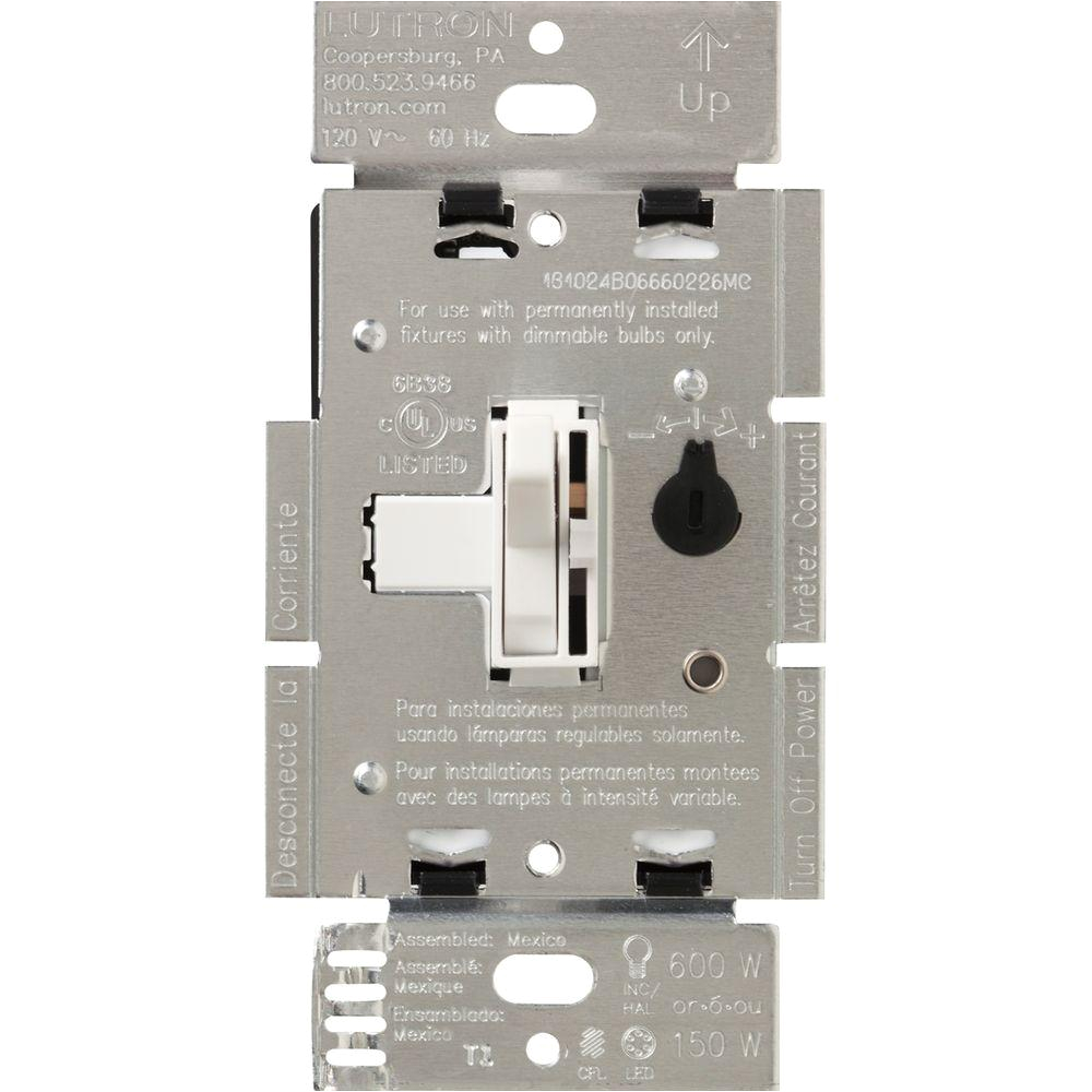 white lutron dimmers tgcl 153ph wh 64 1000 jpg