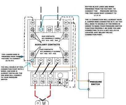 Multi Speed Motor Wiring Diagram Contactor Starter Wiring Diagram