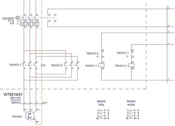Multi Speed Motor Wiring Diagram How to Make An Ac Motor Run Both Ways Quora