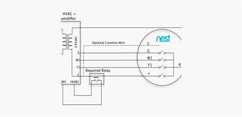 Nest thermostat Wiring Diagram 2 Wire Nest Wiring Diagram 8 Wire Brilliant Nest thermostat Nest