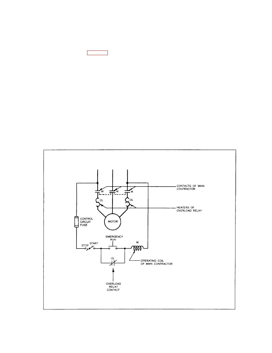 Thermal Overload Switch Wiring Diagram B4d484 Motor Overload Relay Wiring Diagrams Wiring Resources
