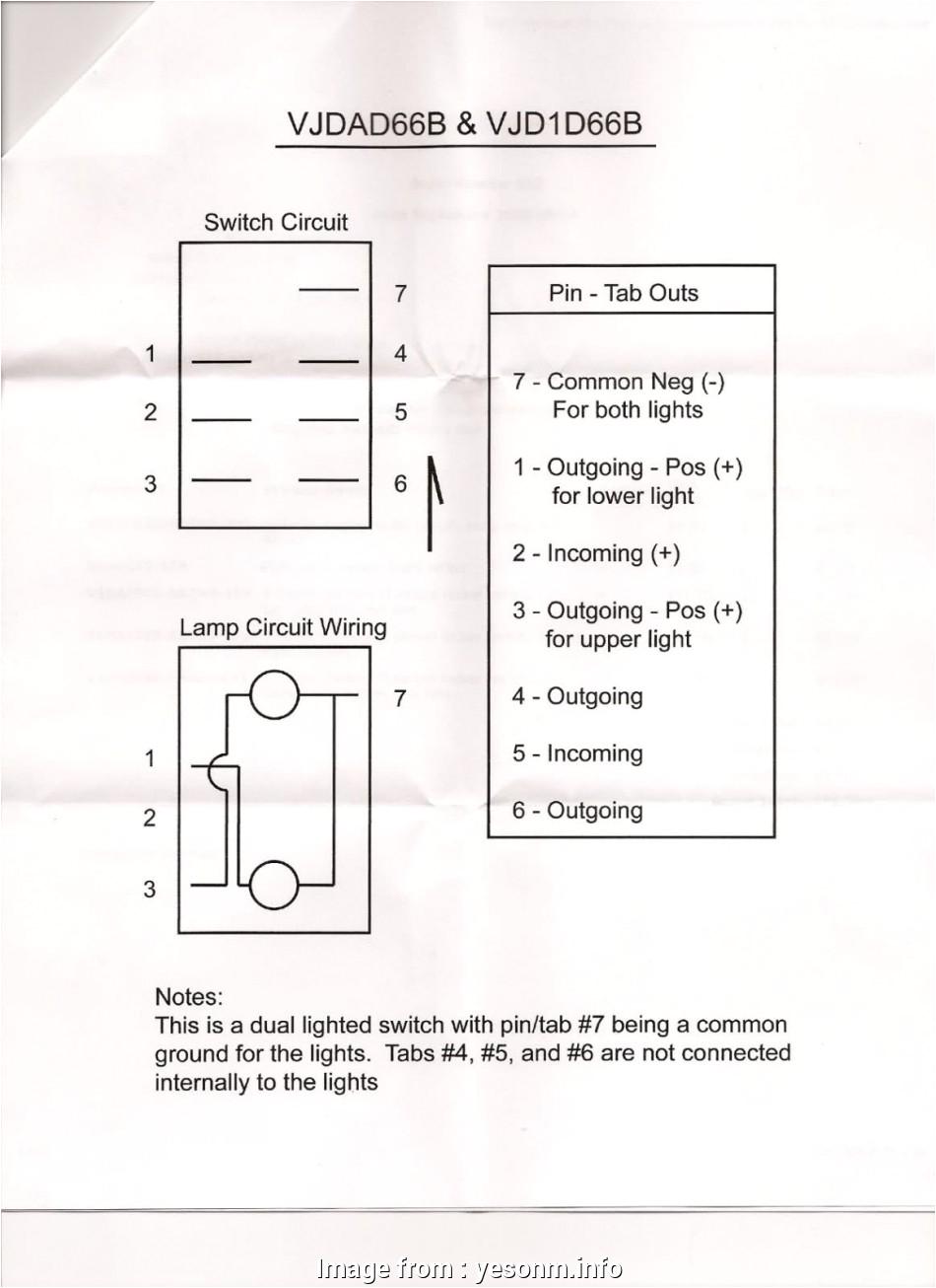 4 Pin Carling Switch Wiring Diagram Rocker Switch Wiring 4 Pin Cleaver Carling Technologies