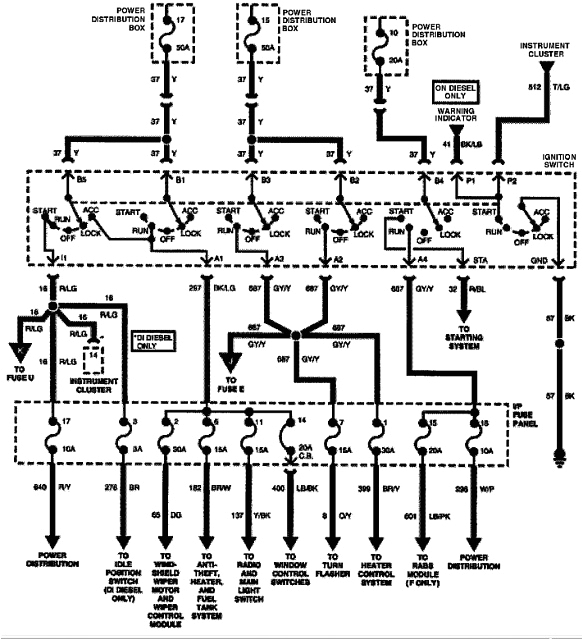 1982 ford f 150 ignition module wiring diagram
