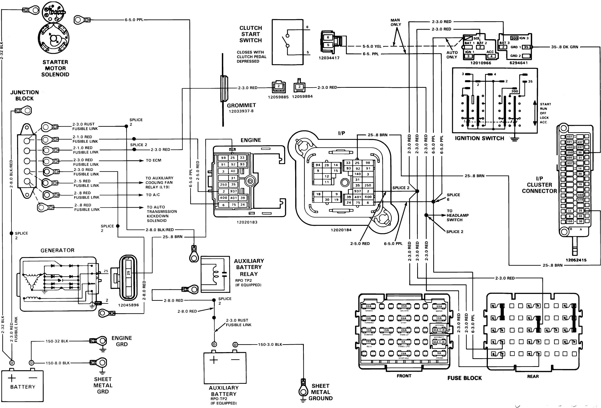 1989 toyota pickup stereo wiring diagram pictures