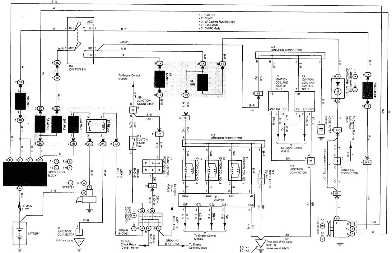 1999 toyota corolla stereo wiring diagram database
