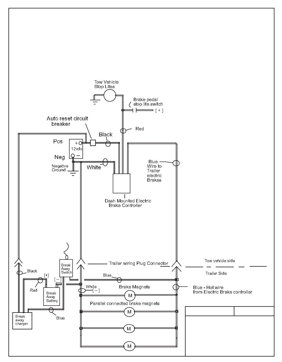 2 Axle Trailer Brake Wiring Diagram 2 Axle Trailer Brake Wiring Diagram Trailer Wiring Diagram