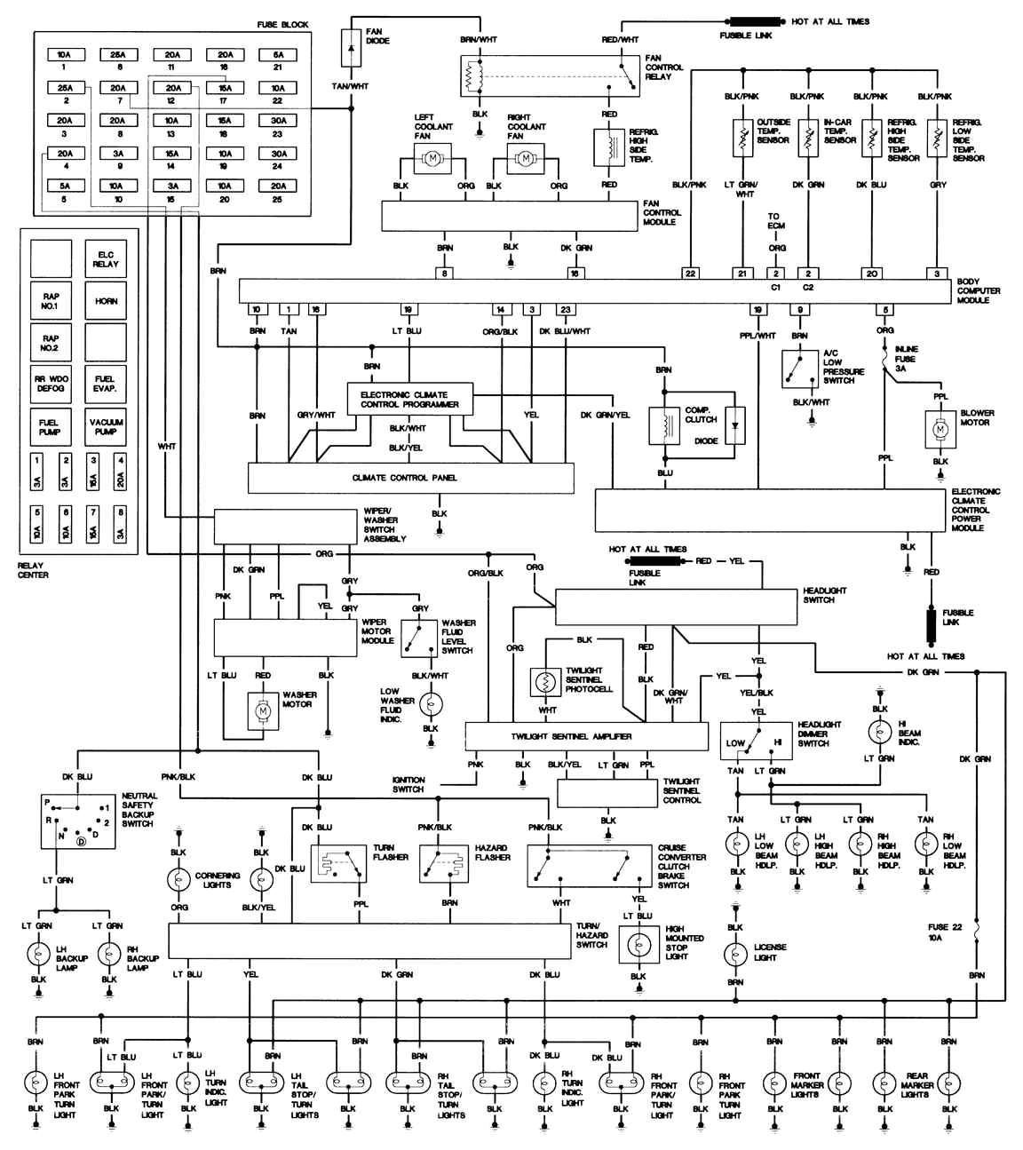 35 2003 cadillac cts stereo wiring