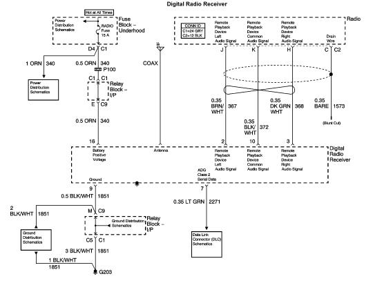 radio wiring diagram for 2004 chevy silverado