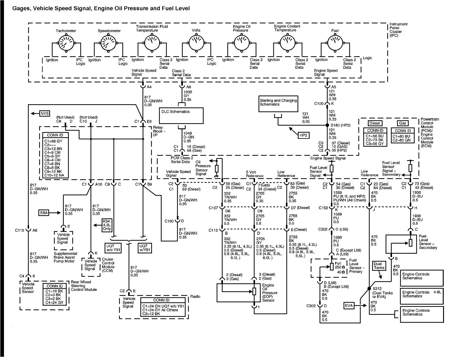 2003 silverado 2500hd tail light wiring diagram