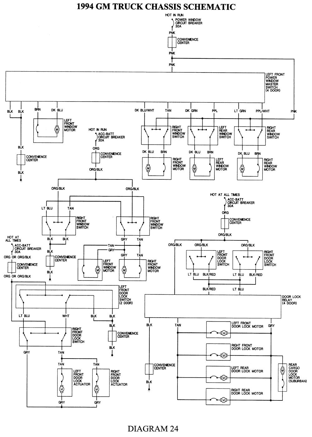 2004 chevy 2500hd trailer wiring diagram