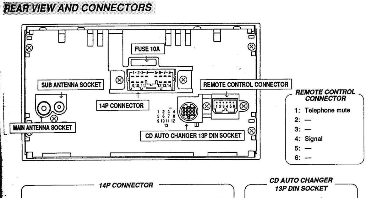 2007 honda crv radio wiring diagram