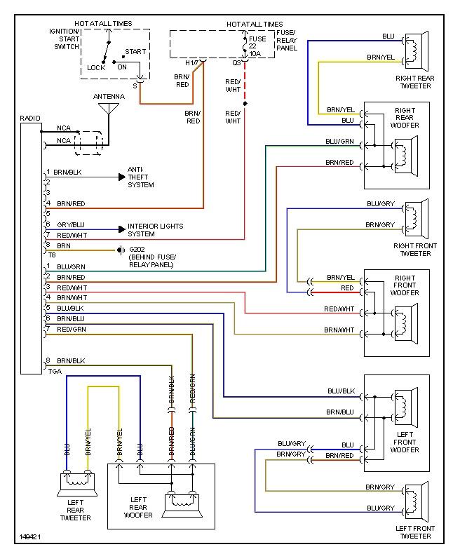 2007 Jetta Radio Wiring Diagram Vwvortex Com assistance Needed In Wiring aftermarket