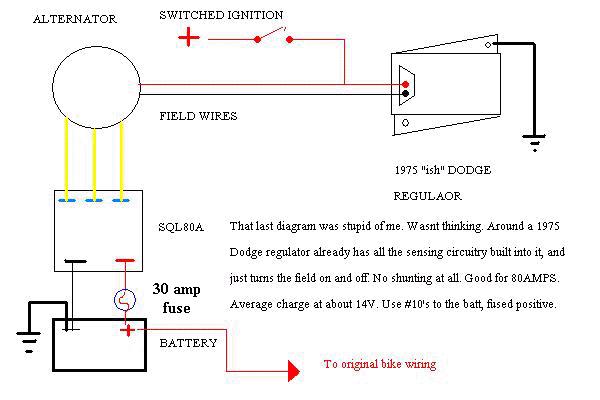 five wire stator setup