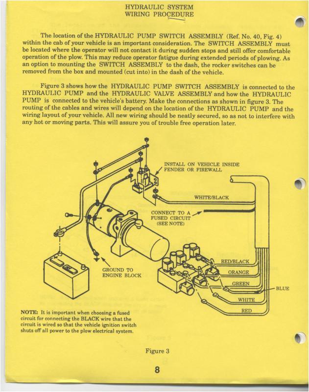 Boss Plow Wiring Harness Diagram Boss Plow Wiring Harness Installation Wiring Diagram and