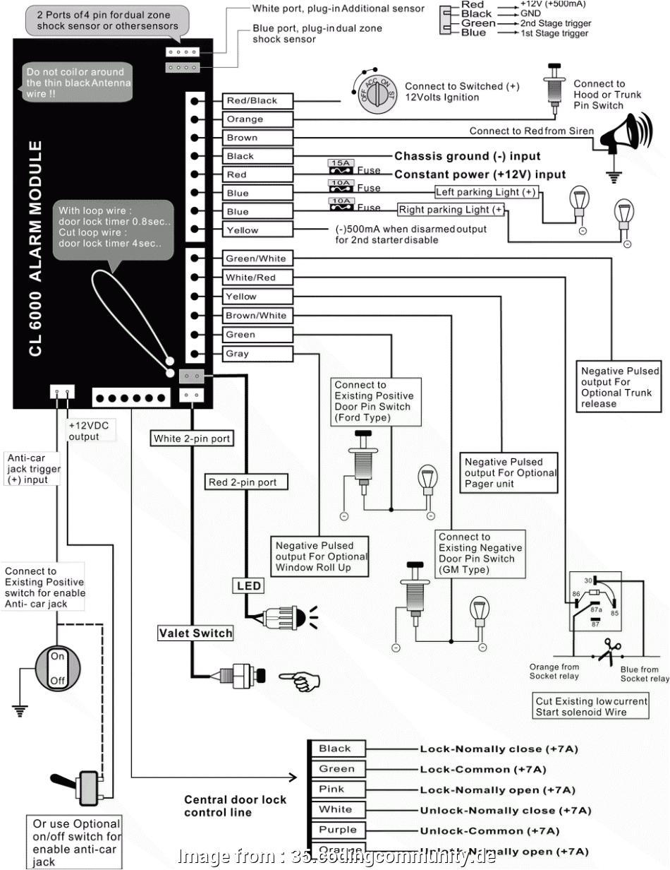 Car Keyless Entry Wiring Diagram Vehicle Wiring Diagram Remote Start Brilliant Bulldog