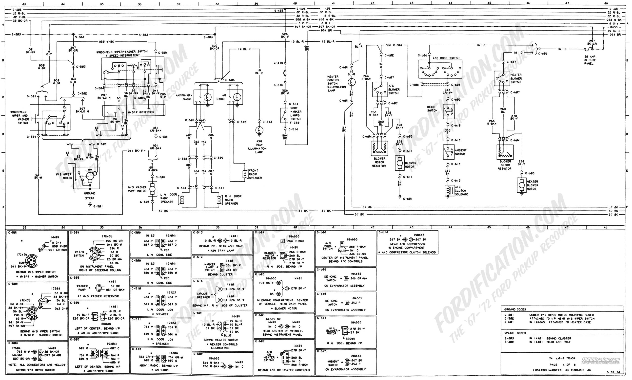 1973 ford f250 wiring diagram online