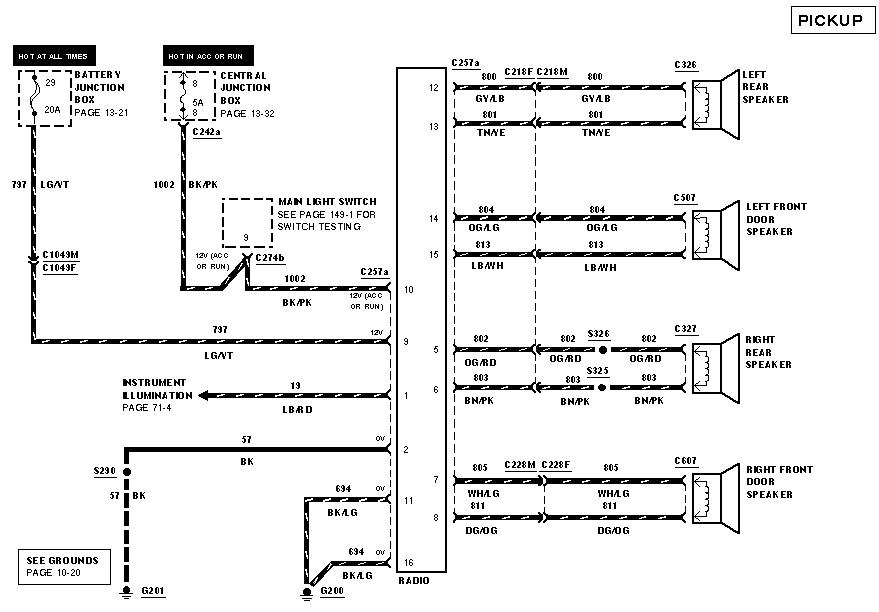 Ford F250 Wiring Diagram Online ford F250 Wiring Diagram Online Images Wiring Diagram Sample