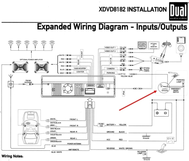20 best cd player wiring diagram