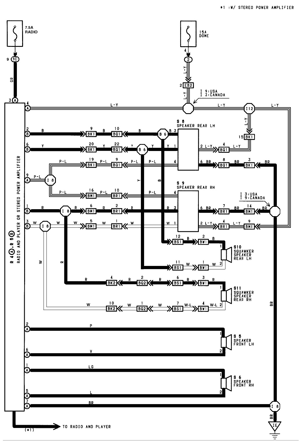 Jvc Cd Player Wiring Diagram took My Jvc Cd Player From Another Truck to Put Into My 95