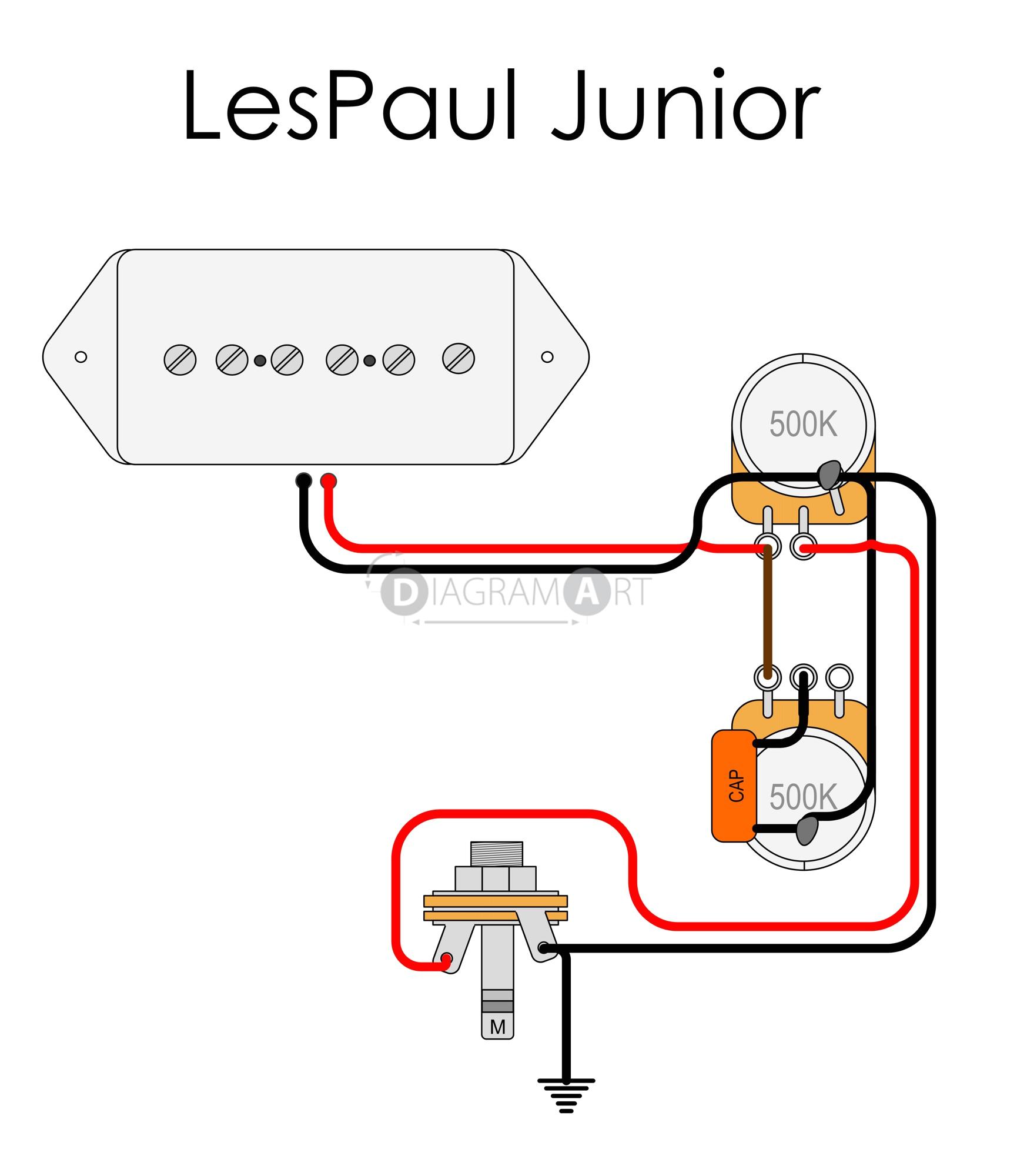 lp junior wiring question 1358391