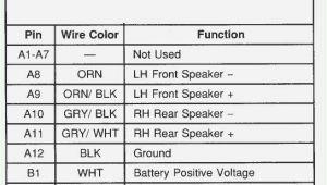 02 Cavalier Radio Wiring Diagram 04 Trailblazer Radio Wiring Diagram Wiring Diagram