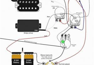 1 Humbucker Wiring Diagram Emg Wiring Diagram Awesome Er Diagram Examples Er Diagram Examples