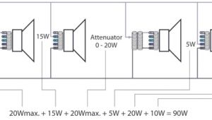 100v Speaker Wiring Diagram Avsl Support Article 100v Line Speakers