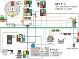 110cc Chinese atv Wiring Diagram Straight Wiring 50cc atv Wiring Diagram Pos