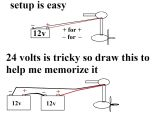 12 24 Volt Trolling Motor Wiring Diagram How to Connect 12v 24v Trolling Motor with 1 and 2 Batteries Youtube
