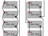 12 Volt Dual Battery Wiring Diagram 12v Battery Wiring Wiring Diagram World