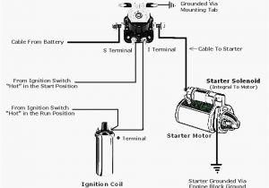 12 Volt solenoid Wiring Diagram 340a ford Starter Wiring Diagram Premium Wiring Diagram Blog