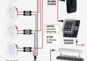 12 Volt Trailer Light Wiring Diagram How to Wire 12 Volt Led Lights In Your Camper Van Conversion