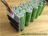 12v Battery Box Wiring Diagram How to Build A Diy Electric Bicycle Lithium Battery From