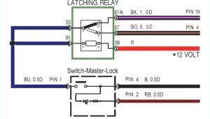 12v Latching Relay Wiring Diagram Latching Relay Wiring Schematic Wiring Diagram