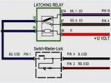 12v Latching Relay Wiring Diagram Spdt Relay Wiring Diagram Wiring Diagrams
