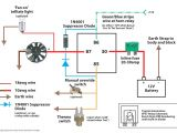 12v Relay Wiring Diagram 5 Pin Electric Fan Relay Wiring Kit Schema Diagram Database