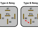 12v Relay Wiring Diagram 5 Pin Wiring Diagram A 12 Volt Automotive Relay Wiring Diagram Name