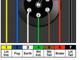 13 Pin socket Wiring Diagram Wiring A Trailer socket Wiring Diagram Show