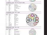 13 Pin socket Wiring Diagram Wiring Trailer socket Wiring Diagram Page