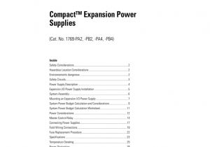 1769 Ow8 Wiring Diagram 1769 In028a En P Compact Expansion Power Supplies Manualzz Com