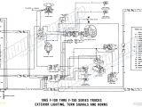 1953 ford F100 Wiring Diagram 53 ford Alternator Wiring Wiring Diagram Center