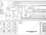 1953 ford F100 Wiring Diagram Wiring Harness ford Truck Wiring Diagram Database