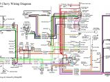 1956 Chevy Wiring Diagram 55 Chevy Wiring Diagram Wiring Diagram Page