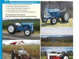 1958 fordson Dexta Wiring Diagram ford 4 Steiner Tractor Parts Manualzz