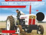 1958 fordson Dexta Wiring Diagram Tractor and Farming Heritage June 2015 Pdf Document
