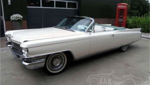 1963 Cadillac Convertible for Sale Cadillac Classic Cars Cadillac Oldtimers for Sale at E R Classic
