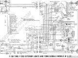 1965 ford F100 Alternator Wiring Diagram 756 1976 ford F250 Wiring Diagram for Till Wiring Library