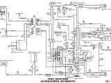 1965 ford Mustang Wiring Diagram 1964 ford Radio Wiring Wiring Diagram